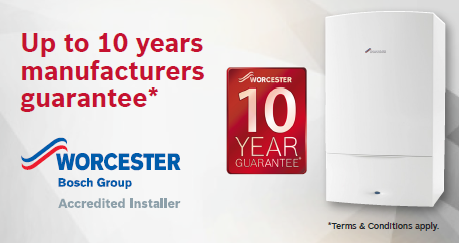 Worcester Boiler Services Chessington